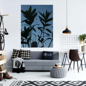 Monarchs & Milkweed – fine art print