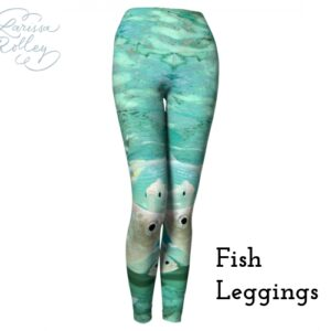 Fish Leggings