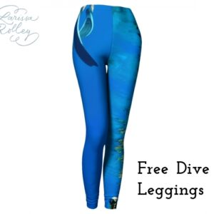 Free Diving Leggings
